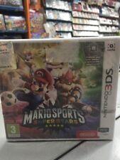 Mario Sports Superstars con Carta Amiibo Ita 3DS 2DS NUOVO