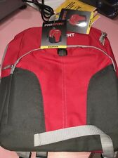 prosport b2467 backpack red And Grey