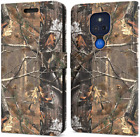 CoverON Wallet Pouch Designed for Motorola Moto G Play 2021 Case, camouflage