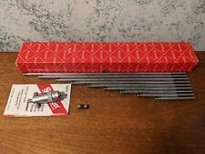 Starrett Id Inside Micrometer No 124b With Box 2 12 Inches