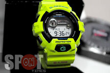 Casio G-Shock G-Lide Tidal Graph Multiband 6 Solar Men's Watch GWX-8900C-3