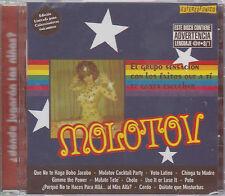 SEALED - MOLOTOV CD NEW Donde Jugaran Las Ninas ? BRAND NEW !
