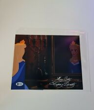 More details for mary costa signed 8x10 photo - sleeping beauty - autographed - beckett -