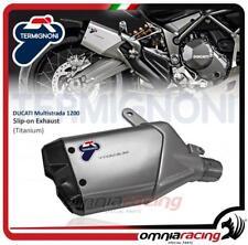 Termignoni Auspuff Titan genehmigt Ducati Multistrada 950 2017>