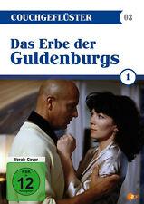 DAS ERBE DER GULDENBURGS 1. Staffel * Iris Berben CHRISTIANE HÖRBIGER  4 DVD Box