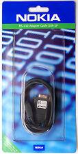 Original Nokia 6210 6250 6310 6310i 7110 DLR-3P RS-232 serielles Datenkabel Neu