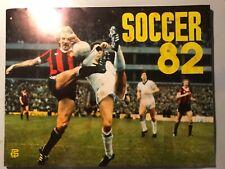 FKS 1982 Soccer Stars Sticker Album - Complete, Excellent condition