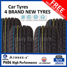 4 X New 235 55 17 THREE A P606 103W XL 235/55R17 2355517 *B WET GRIP*  (4 TYRES)
