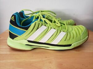 Adidas Adiprene Top Grip Racqetball Shoes with a motion guiding systemUS 9 1/2