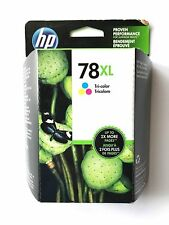 HP 78XL Tri-color Printer Ink Cartridge C6578AN Expired 2013/2014