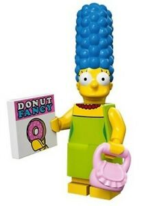 LEGO SIMPSONS Minifig Personnage Figurine Serie 1 71005 Marge Simpson NEUF