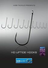 WSB HEAVY DUTY  UPTIDE SEA FISHING HOOKS COD BASS WIDE GAPE SHARP POINT DISCOUNT