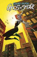 SPIDER-GWEN GHOST SPIDER #1 ROBINSON VARIANT MARVEL COMICS SPIDER-GEDDON TIE IN