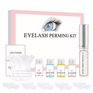 Eyelash Perming Kit Eye Lash Lifting Curling Set Pads Lift Perm Rod Glue Makeup