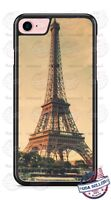 Eiffel Tower Paris France Design Phone Case for iPhone Samsung LG Google etc