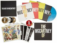 The Art of McCartney Deluxe Limited Edition BOXSET Boxed 5060186924151