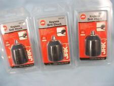 Bulk Buy 3 x Replacement Keyless Drill Chuck head size 0.8 -10mm Jak Tools 08132