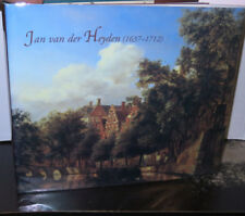 Jan Van Der Heyden (1637-1712) HB/DJ Dutch Art History HB/DJ Nice Copy
