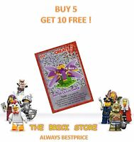 LEGO - CREATE THE WORLD TRADING CARDS SERIES  - BESTPRICE ON EBAY - FAST - NEW