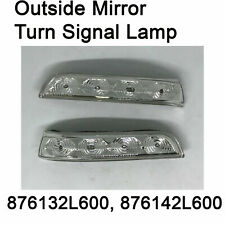 OEM Outside Mirror Turn Signal Lamp Repeater Set For Hyundai Elantra i30CW 08-12