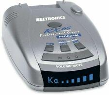 Beltronics RX65 Professional Series Radar Detector - Black