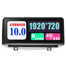 Navigatore BMW 10 pollici Serie 1 Serie 2 F20 F23 Android 10 SIM