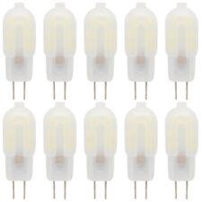 10er G4 2W LED Lampe,12 SMD 2835 Leds ,100LM, Ersetzt 10W Halogen,Kaltweiß