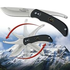 NEW Outdoor Edge SwingBlade Knife Drop Point and Gutting Blade SB-10NC