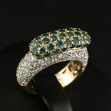 Top Moderner Brillant Ring ca. 3,90 ct.