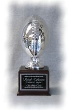 FANTASY FOOTBALL PERPETUAL TROPHY 16 YEARS SILVER COOL!