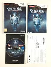 Silent hill : shattered memories Wii / Jeu Sur Nintendo Wii