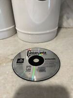 Castlevania: Symphony of the Night (Sony PlayStation 1 - PS1) Disk Only - TESTED