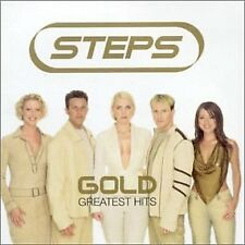 Steps / Gold: Greatest Hits (Best of) *NEW* CD