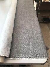 John Lewis Saga Grey fabric 2.00Metres Long remnant