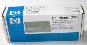 HP Printserver Jetdirect 300X J3263G