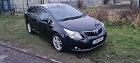 Toyota Avensis T4 D4D 2.0 Turbo Diesel Estate Full Leather Heated Memory 2011
