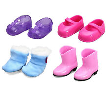 4-Pack Assorted Set of Shoes - Fits dolls that are 18 in. tall