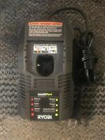RYOBI ONE+ 18V 18 VOLT DUAL CHEMISTRY LITHIUM NICAD BATTERY CHARGER P118 206