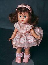 $149.00 Sale 1956 Vogue Ginny Doll Kinder Crowd #6022 Spring Fling Brunette