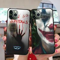 Film Joker 2019 Joaquin Phoenix Soft TPU cover phone case for iPhone 7 8 X XS 11