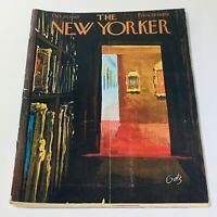 The New Yorker: October 26 1963 - Full Magazine/Theme Cover Arthur Getz