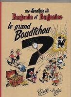 UDERZO et GOSCINNY. Le Grand Boudtchou. Benjamin et Benjamine. Hors Commerce