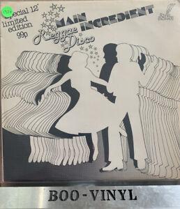 "MAIN INGREDIENT Reggae Disco 12"" VINYL 2 Track B/w Everything Man Rate Ex Con"
