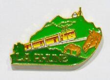 PINS SNCF TRAIN LA RHUNE COL DE ST IGNACE 64 PYRENEES ATLANTIQUES CHEVAL HORSE