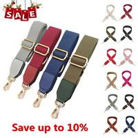 Wide Shoulder Bag Belt Strap Crossbody Adjustable Replacement Handbag Handle PU