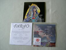 FARAO job lot of 3 promo CD album/singles Till It's All Forgotten Skin Hunter