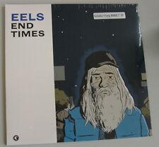 """EELS - End Times **Vinyl-LP**incl. 4-Track 7""""-Vinyl**NEW**"""