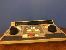 Vintage Sony RM-450 Editing Control Unit Dual Deck Visual/Video