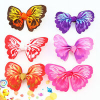 10pcs Butterfly Pet Dog Hair Bows Beautiful Butterfly Accessories Grooming Clips