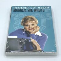 Murder, She Wrote: Season 1 -  Angela Lansbury - Region 1 - 6 Disc DVD Set
